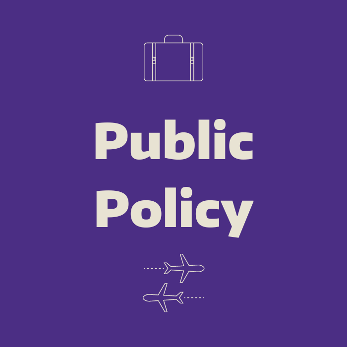 Evans School of Public Policy and Governance, Understanding how to impact airline safety policy is a central piece of Perkins' work in changing the industry. Perkins will be working with Professor Crystal C. Hall, whose research focuses on bias in public policy, especially in the context of poverty.